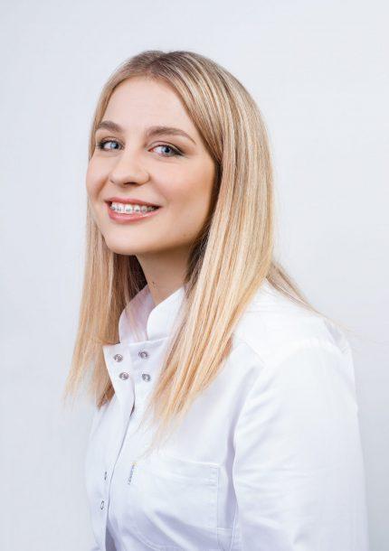 Gydytoja ortodontė Vaiva Jakštienė