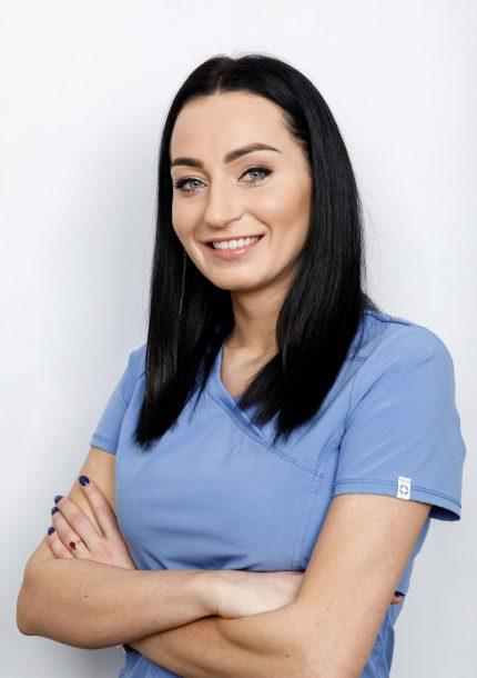 S'OS klinika | gydytojo odontologo padėjėja Viltė Dalieliūtė