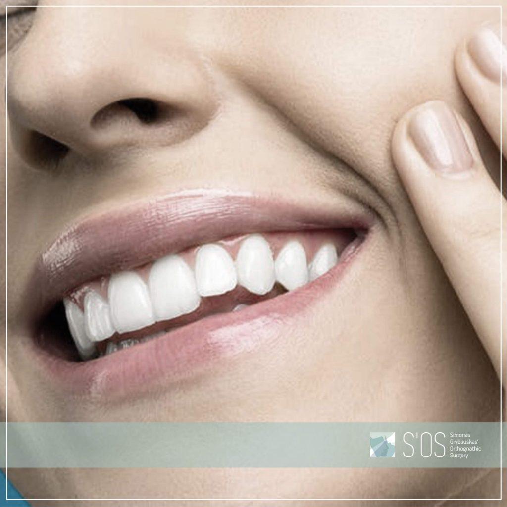 Terapinis dantų gydymas | S'OS klinika