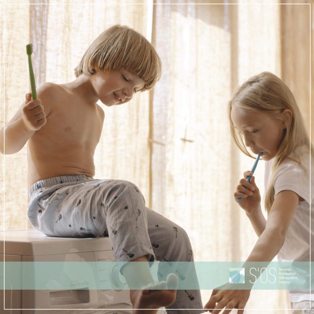 Profesionali burnos higiena |S'OS klinika